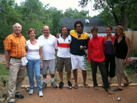 Colorado springs petanque club