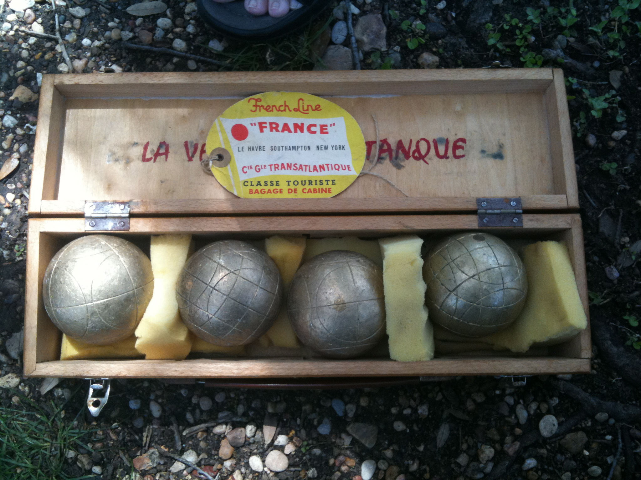 how to play petanque pdf