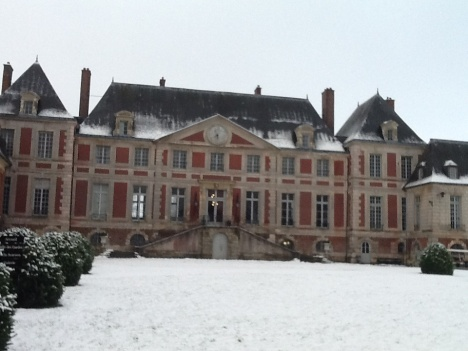 Chateau de Guermantes