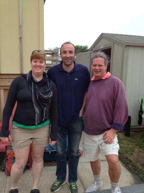 Jeanne Marie, Patrick, Jeff