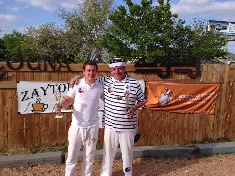 Zaytouna Second place:Nicolas Bienvenu and Michel Costa