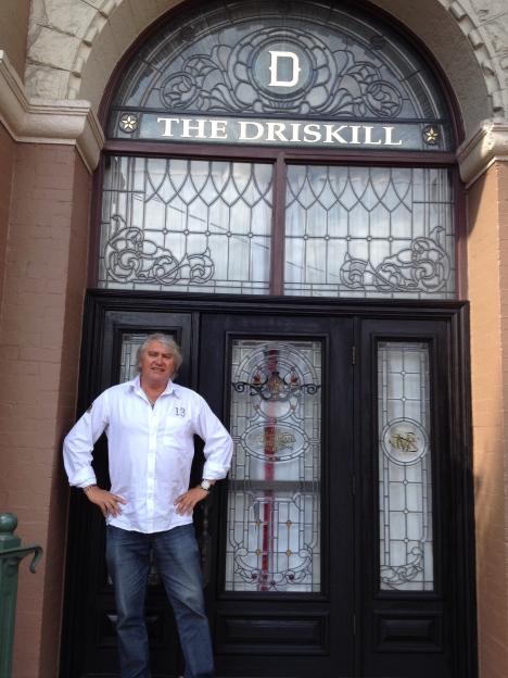 The historic Hotel, The Driskill