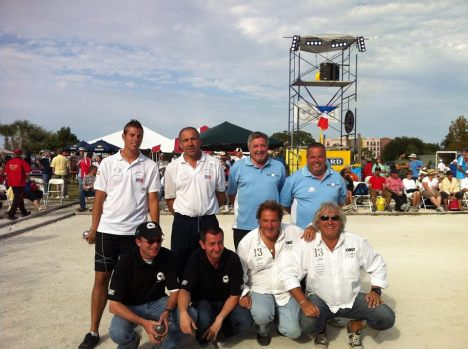 The top guys..!  (1) Xavier Thibaud & Francois Hemon (2) Dylan Rocher & Eric Bertin (3) Jean-Pierre Subrenat & Claudy Weibel - Bernard Martin & Marco Foyot.