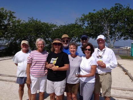 Amelia Island players.