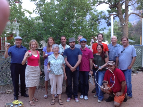 H.O.T makes both club meet CO Springs and High Mile Petanque Club.