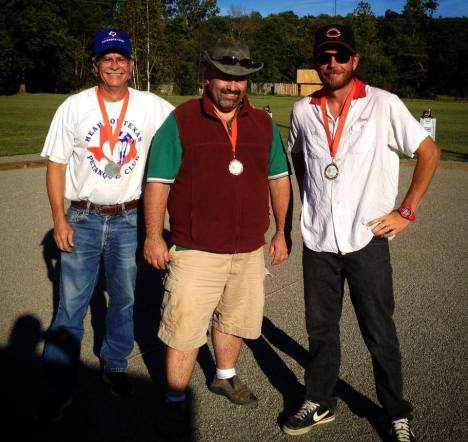 H.O.T goes to Zanesfield Petanque Club Ohio. September.