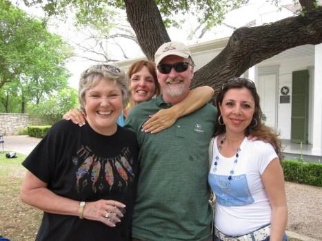 Jeanne, Sandy, Leila.